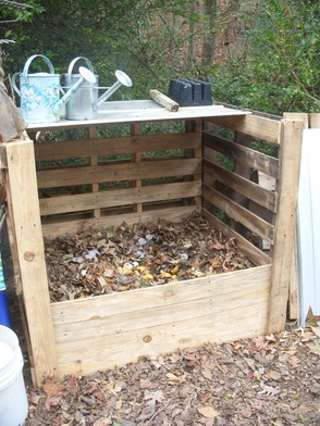 Compost Bin Homemade Pallet Projects